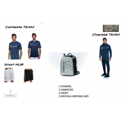 Pack 2 menores hombre...